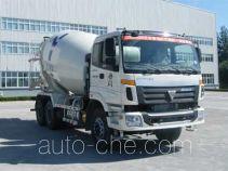 Foton BJ5253GJB-4 concrete mixer truck