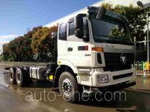 Foton Auman BJ5253GJB-AC concrete mixer truck chassis