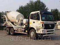 欧曼牌BJ5253GJB-XA型混凝土搅拌运输车