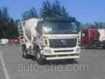 福田牌BJ5253GJB-XA型混凝土搅拌运输车