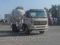 福田牌BJ5253GJB-XC型混凝土搅拌运输车