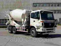 欧曼牌BJ5253GJB-XH型混凝土搅拌运输车