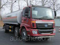 欧曼牌BJ5253GNFHH-S型运油车