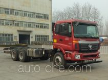 Foton Auman BJ5253GYY-AA oil tank truck chassis