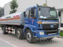 欧曼牌BJ5253GYY-XA型运油车