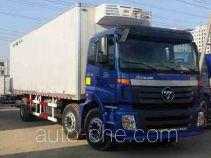 欧曼牌BJ5253XLC-AA型冷藏车