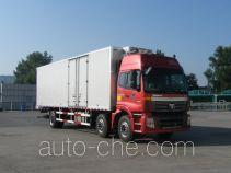 欧曼牌BJ5253XLC-XA型冷藏车