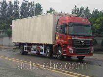 Foton Auman BJ5253XXY-AA box van truck