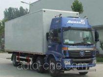 Foton Auman BJ5253XXY-XA box van truck
