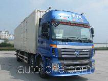 Foton Auman BJ5253XXY-XB box van truck
