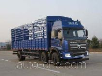 Foton BJ5255CCY-2 грузовик с решетчатым тент-каркасом