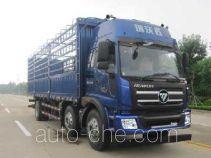Foton BJ5255CCY-3 грузовик с решетчатым тент-каркасом