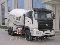 福田牌BJ5255GJB-1型混凝土搅拌运输车