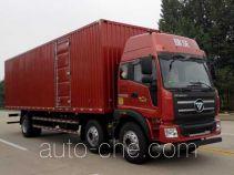 Foton BJ5256XXY-2 box van truck