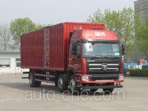 Foton BJ5255XXY-FA box van truck