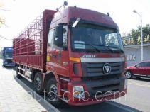 欧曼牌BJ5257CCY-XA型仓栅式运输车