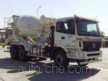 欧曼牌BJ5257GJB-XA型混凝土搅拌运输车