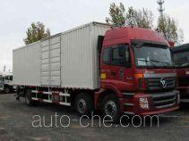 Foton Auman BJ5257XXY-XA box van truck