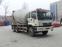 Foton BJ5258GJB concrete mixer truck