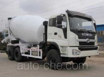 Foton BJ5258GJB-7 concrete mixer truck
