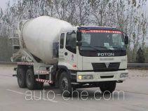 Foton BJ5258GJB-S concrete mixer truck