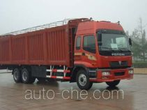 Foton Auman BJ5258VMCJE soft top box van truck