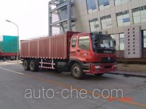 Foton Auman BJ5168VHCJL-2 soft top box van truck