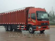 Foton Auman BJ5258VMCJL-5 soft top box van truck