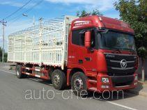 Foton Auman BJ5259CCQ-AA livestock transport truck