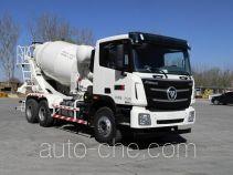 欧曼牌BJ5259GJB-AA型混凝土搅拌运输车
