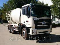 欧曼牌BJ5259GJB-AC型混凝土搅拌运输车