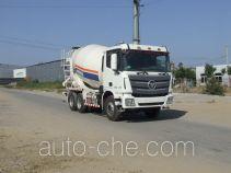 福田牌BJ5259GJB-XA型混凝土搅拌运输车