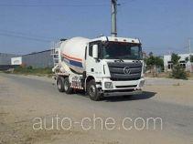 福田牌BJ5259GJB-XB型混凝土搅拌运输车
