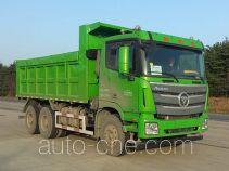 Foton Auman BJ5259ZLJ-AA dump garbage truck