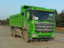 Foton Auman BJ5259ZLJ-XD dump garbage truck