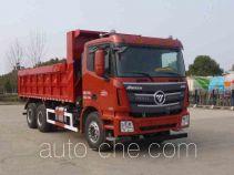 Foton Auman BJ5259ZLJ-XF dump garbage truck