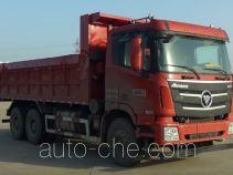 Foton Auman BJ5259ZLJ-XG dump garbage truck