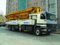 Foton Auman BJ5280THB37 concrete pump truck