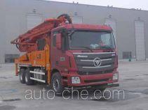 Foton BJ5289THB-XD concrete pump truck