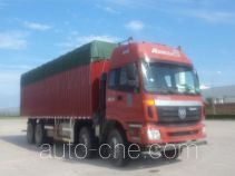 Foton Auman BJ5303CPY-1 soft top box van truck