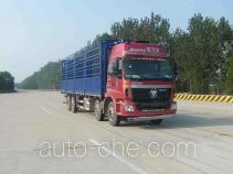 Foton Auman BJ5312CCY-XC грузовик с решетчатым тент-каркасом