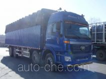 Foton Auman BJ5312CPY-XB soft top box van truck