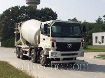 欧曼牌BJ5312GJB-AA型混凝土搅拌运输车