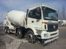 欧曼牌BJ5312GJB-XB型混凝土搅拌运输车