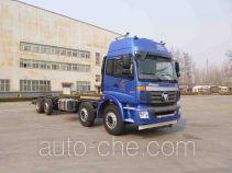 Foton Auman BJ5312GYY-AA oil tank truck chassis