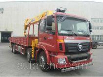 Foton Auman BJ5312JSQ-XA truck mounted loader crane