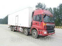 Foton Auman BJ5312XLC-XA refrigerated truck