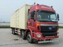 Foton Auman BJ5312XXY-XA box van truck
