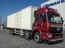 Foton Auman BJ5312XXY-XB box van truck