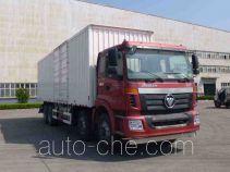 Foton Auman BJ5312XXY-XD box van truck